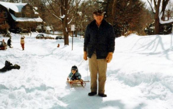 Big Snow 1983