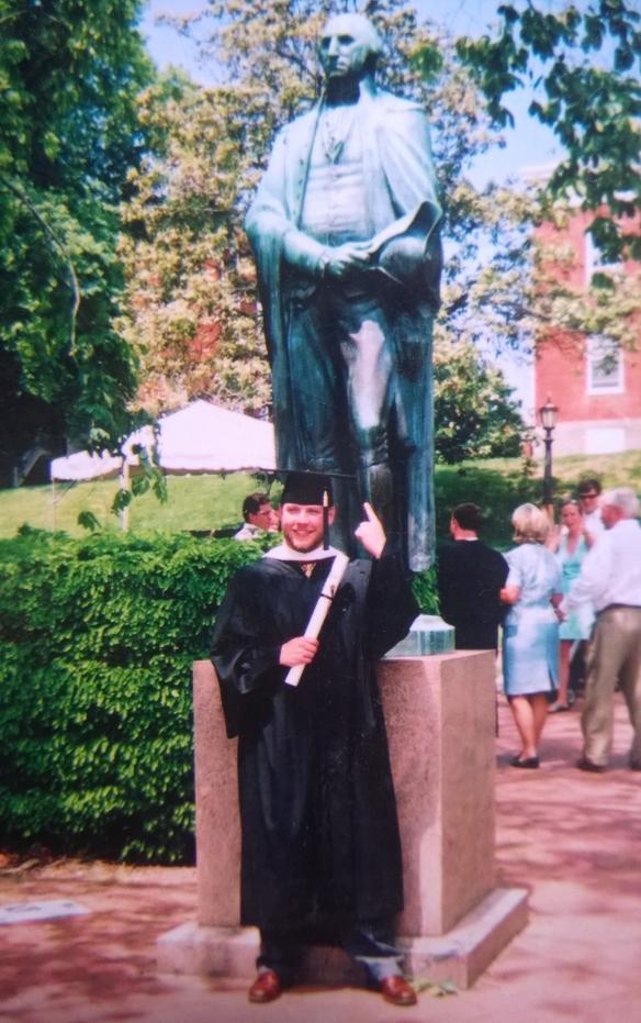 Graduation - Washington College
