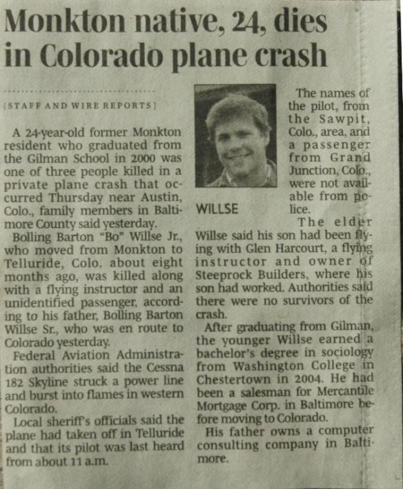 Baltimore Sun February 24 2006